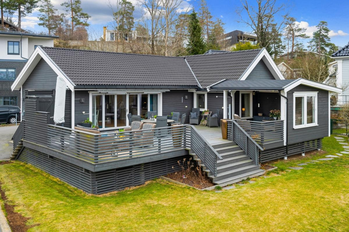 Enebolig - tønsberg - 6 500 000,- - Bakke Sørvik & Partners