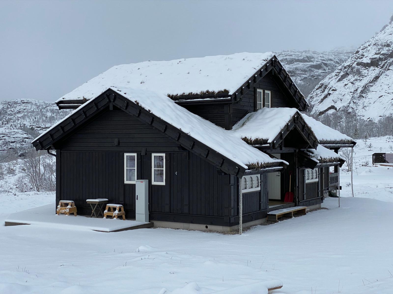 Bilde av en annen Storodde hytte