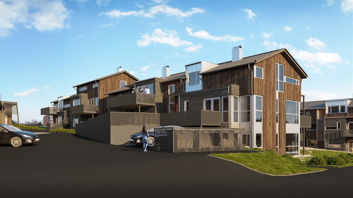 Leilighet - rolvsøy - 2 480 000 til 5 490 000,- - Grimsøen & Partners
