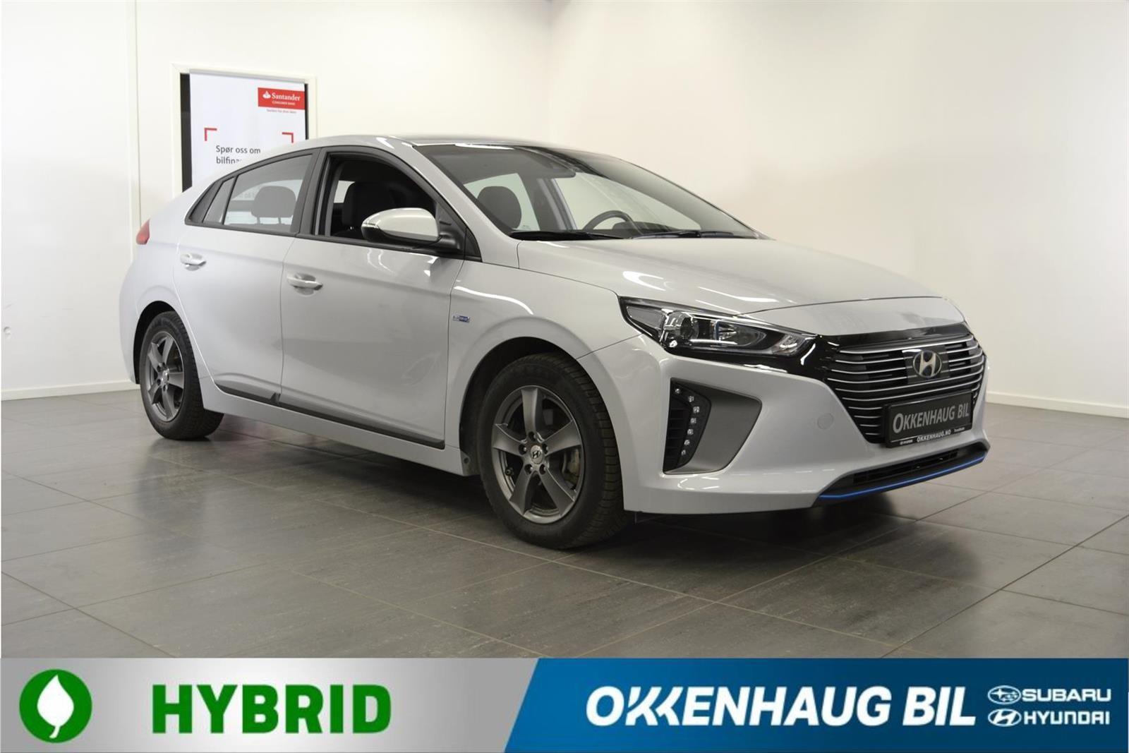 Hyundai Ioniq Slide 0