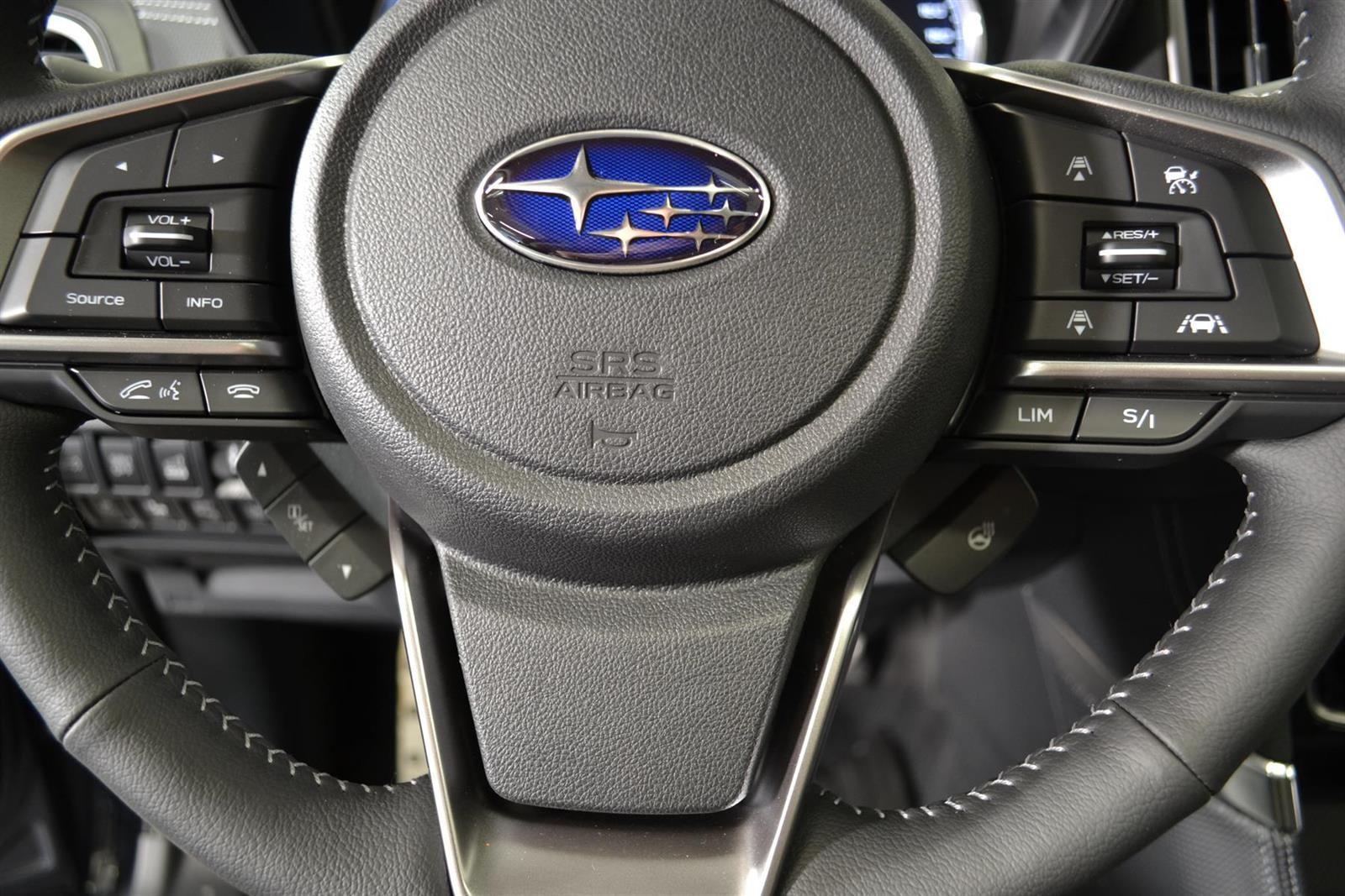 Subaru Forester Slide 18