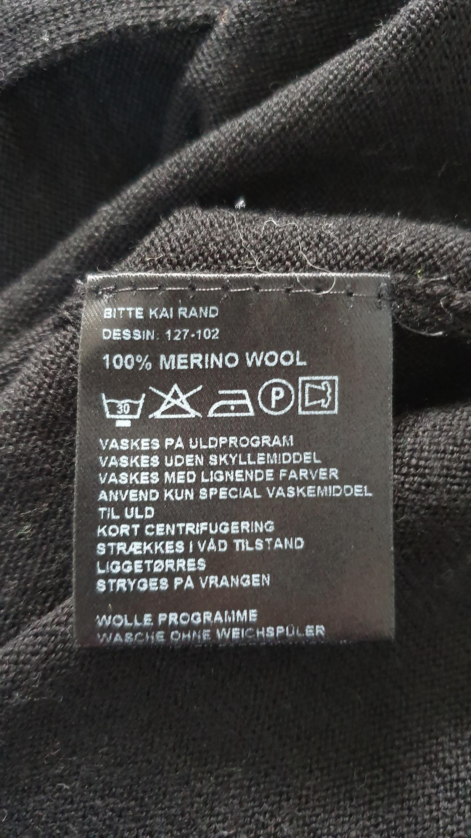 Bitte Kai Rand 100% ull kort jakke i 100% ull | FINN.no