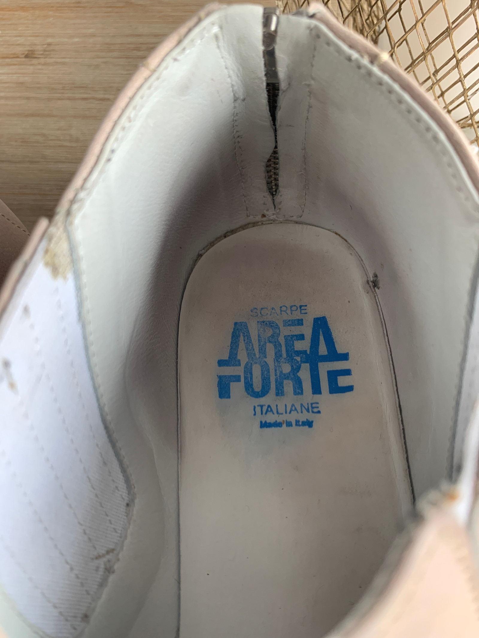 Area Forte sko str.38 | FINN.no