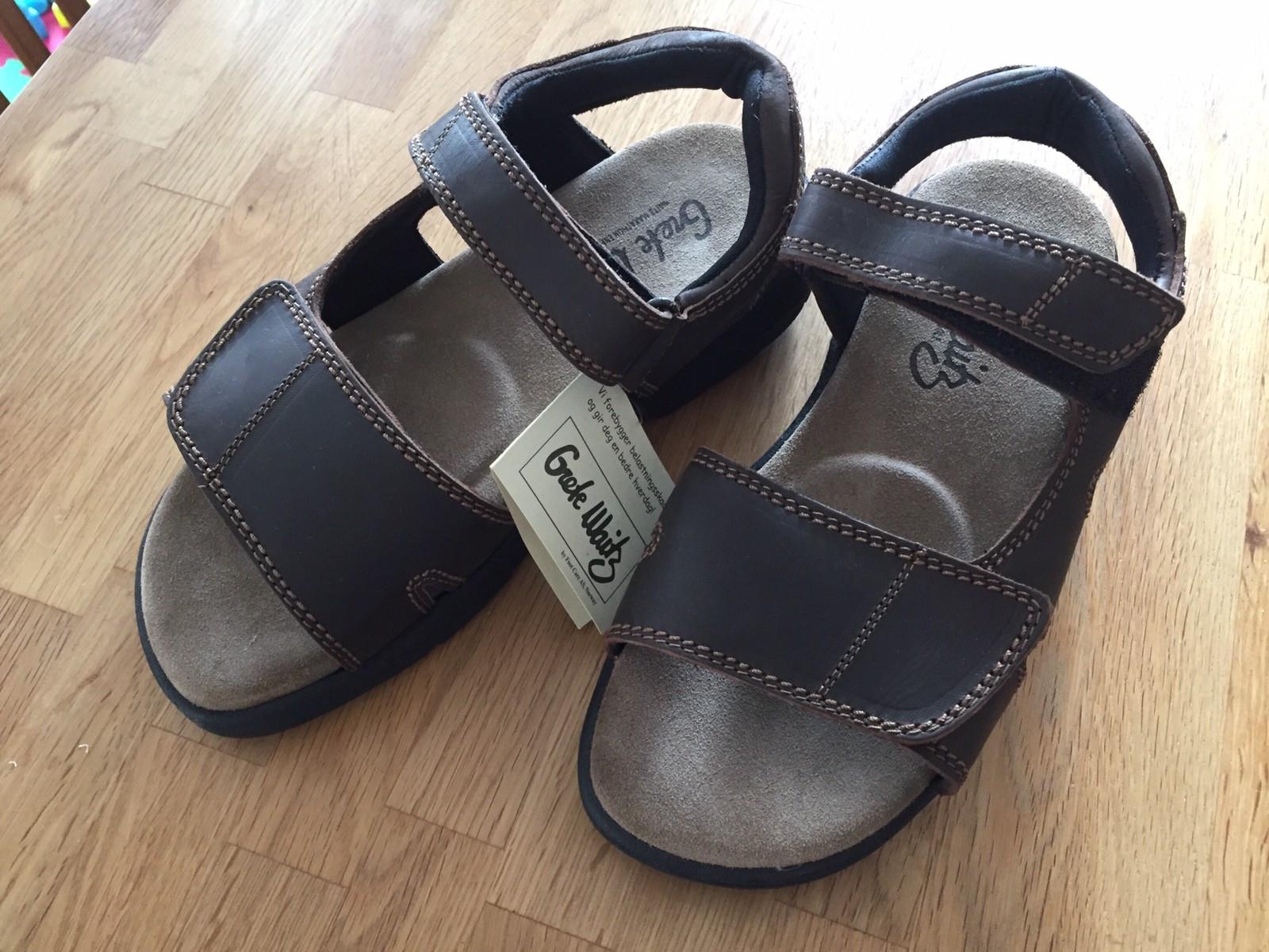 Grete Waitz sandal str 40, ubrukt | FINN.no