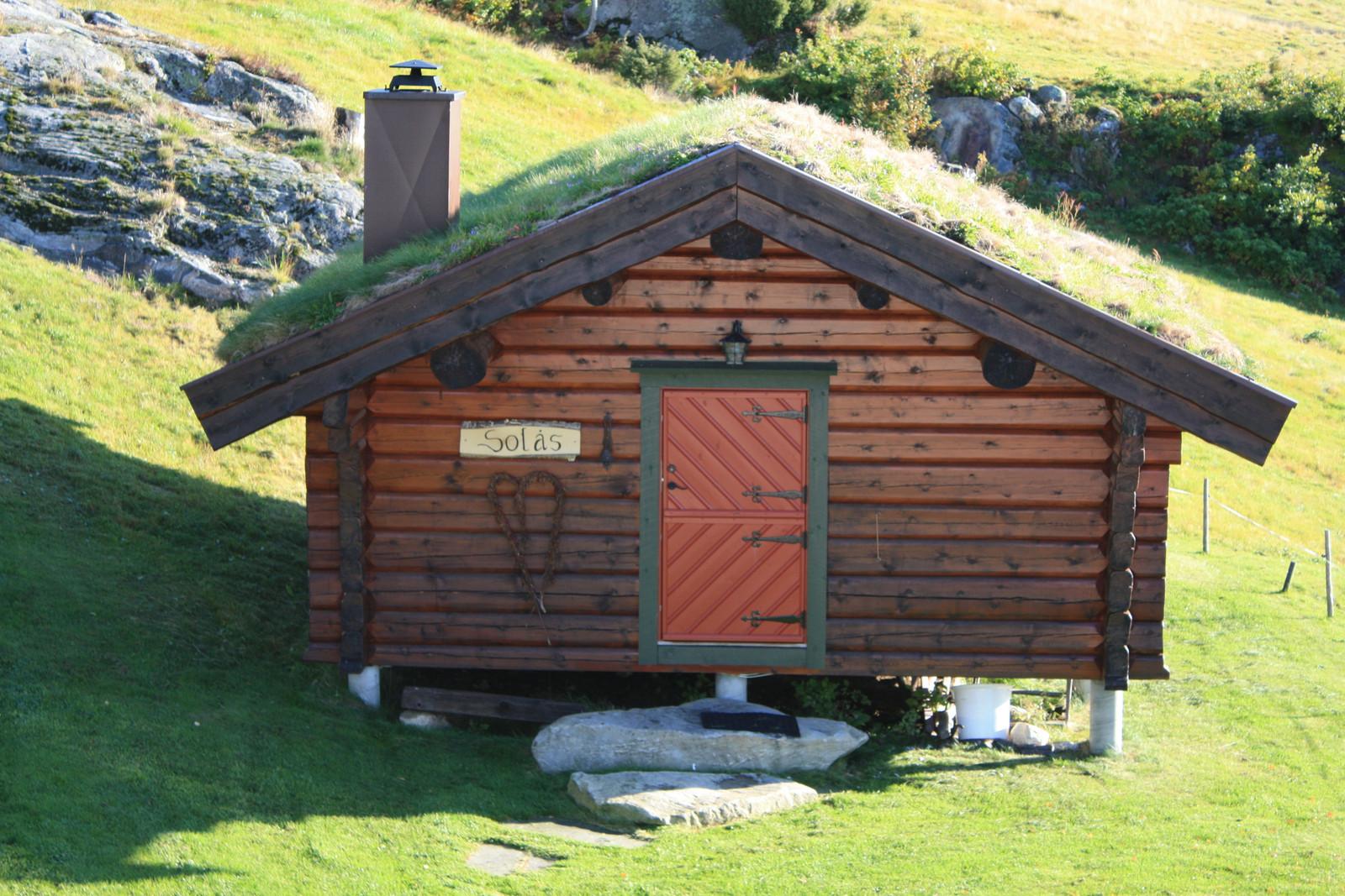 Tømmerhytta Solås