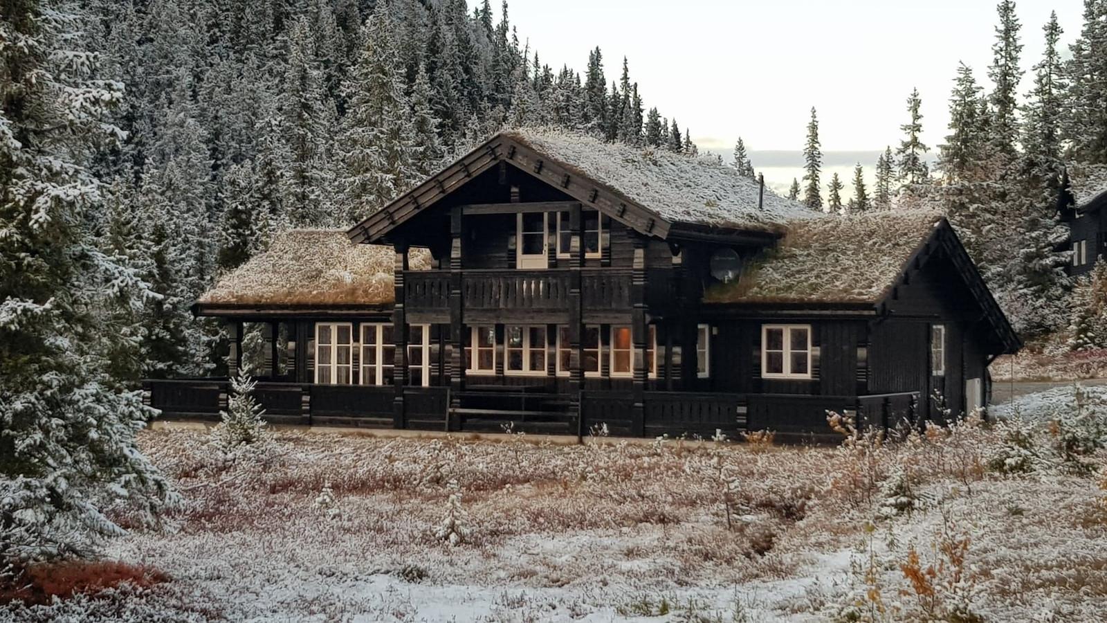 """Vi bygger din """"hyttedrøm""""på Varden Alpin Kvitfjell. Kundetilpasset Storodde Spesial"""