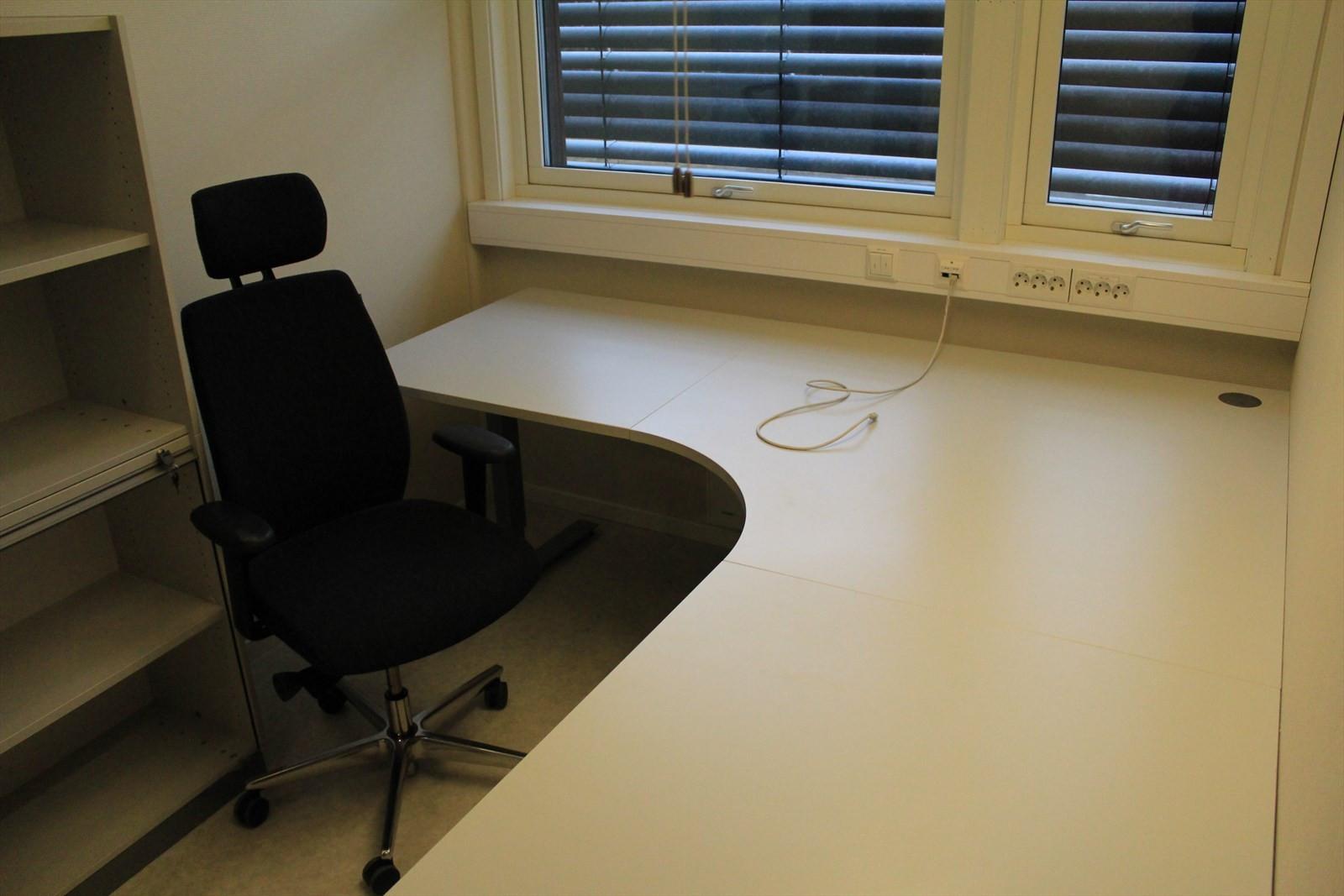 Eksempel kontor.