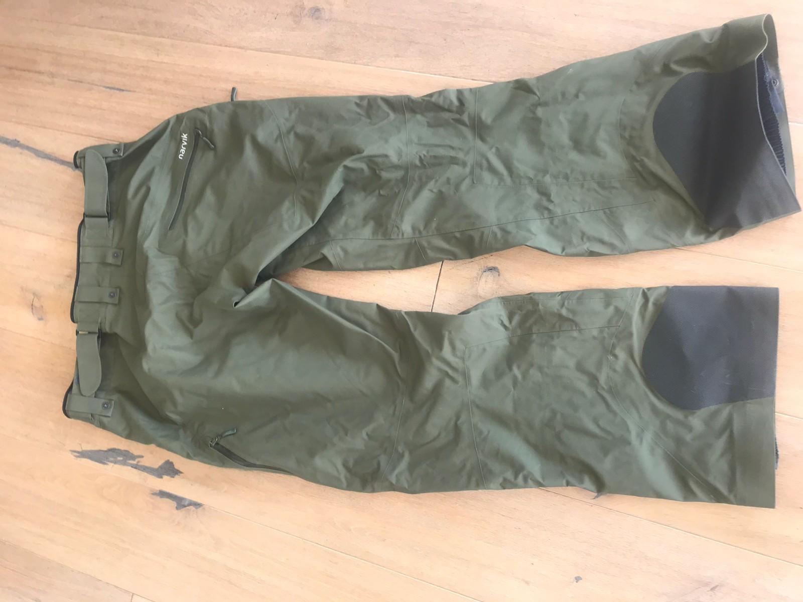 Kjøp Norrøna Narvik Gore Tex Performance Shell 2L Pants