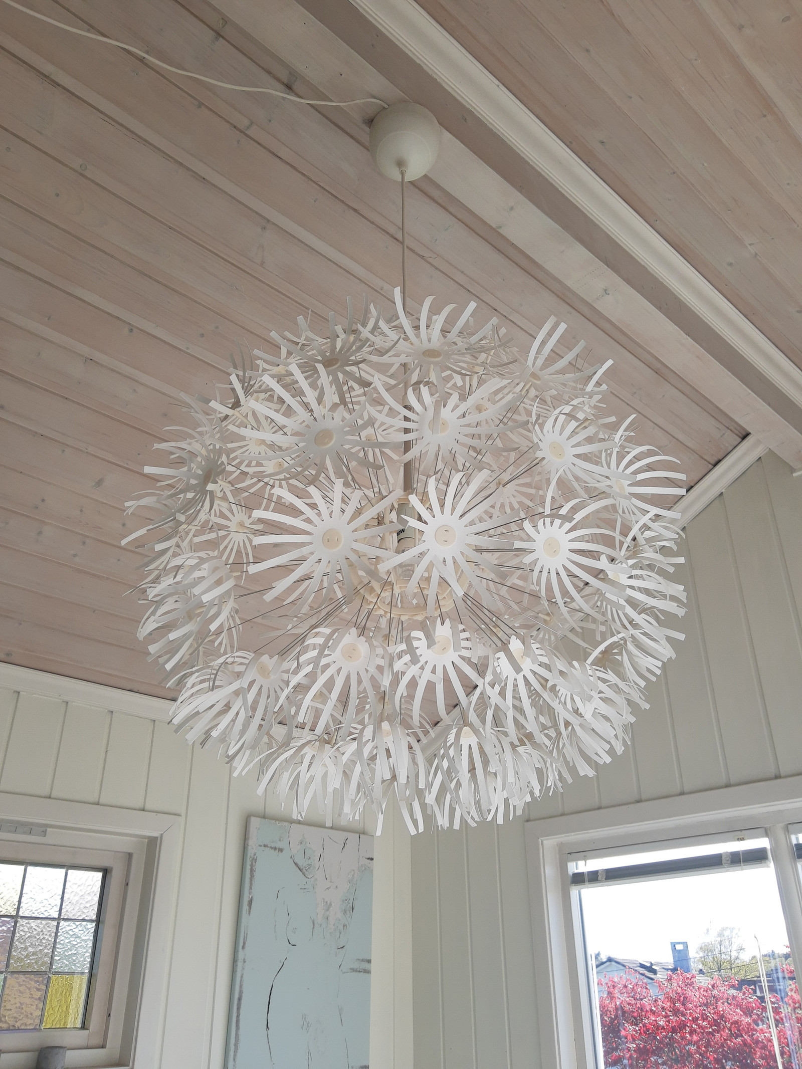 Maskros lampe stor modell | FINN.no