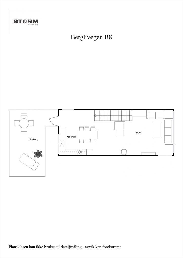 Plantegning B8 - plan2