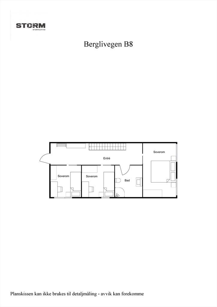 Plantegning B8 - plan1