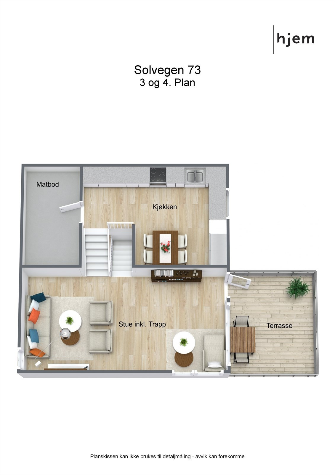 Floorplan letterhead - Solvegen 73 - 3 og 4. Plan - 3D Floor Plan.jpg