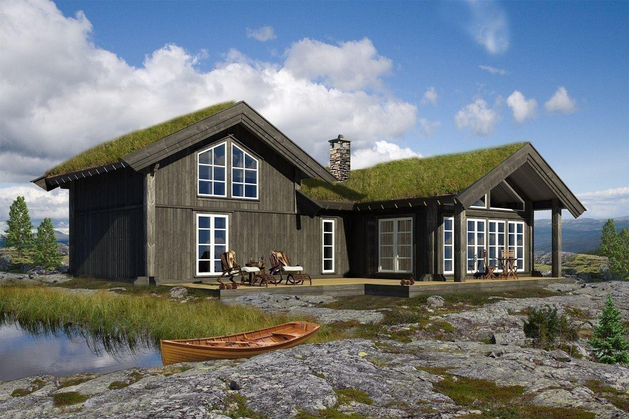 Buen Beitostølen XL er en storslagen familiehytte som er en vakker hytte med gode håndverksdetaljer. Disse hyttene kan bygges i forskjellige varianter etter kundens behov og tilpasses etter reguleringbestemmelser.