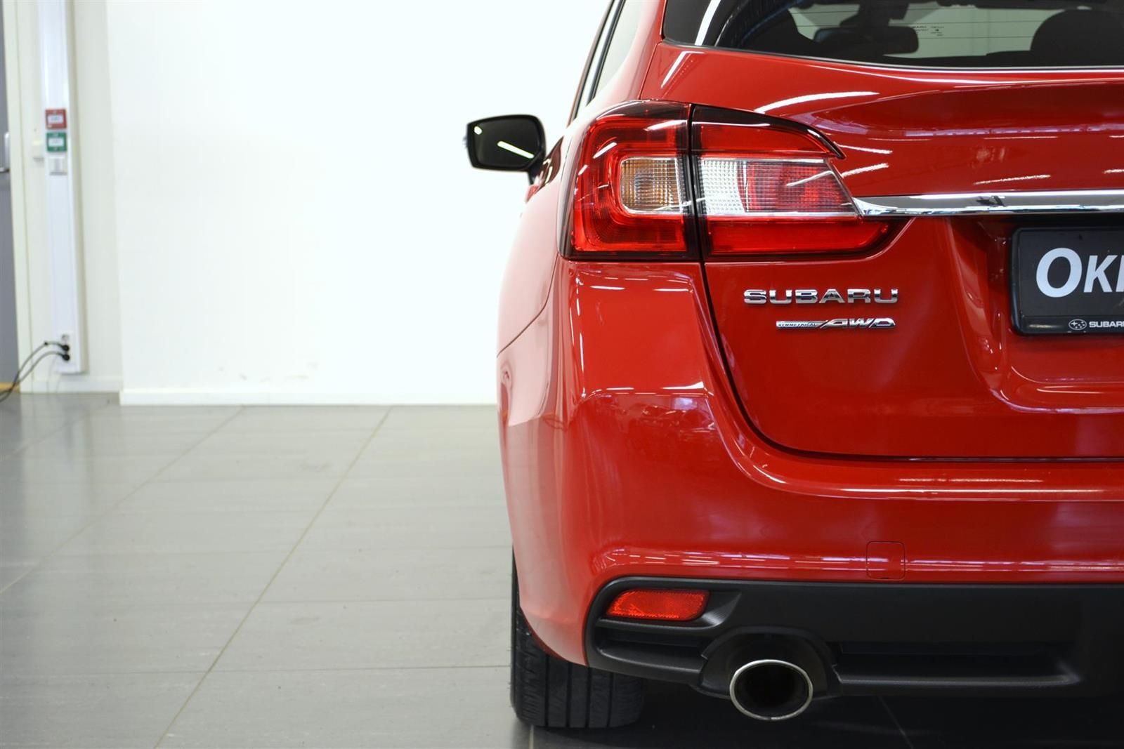 Subaru Levorg Slide 6