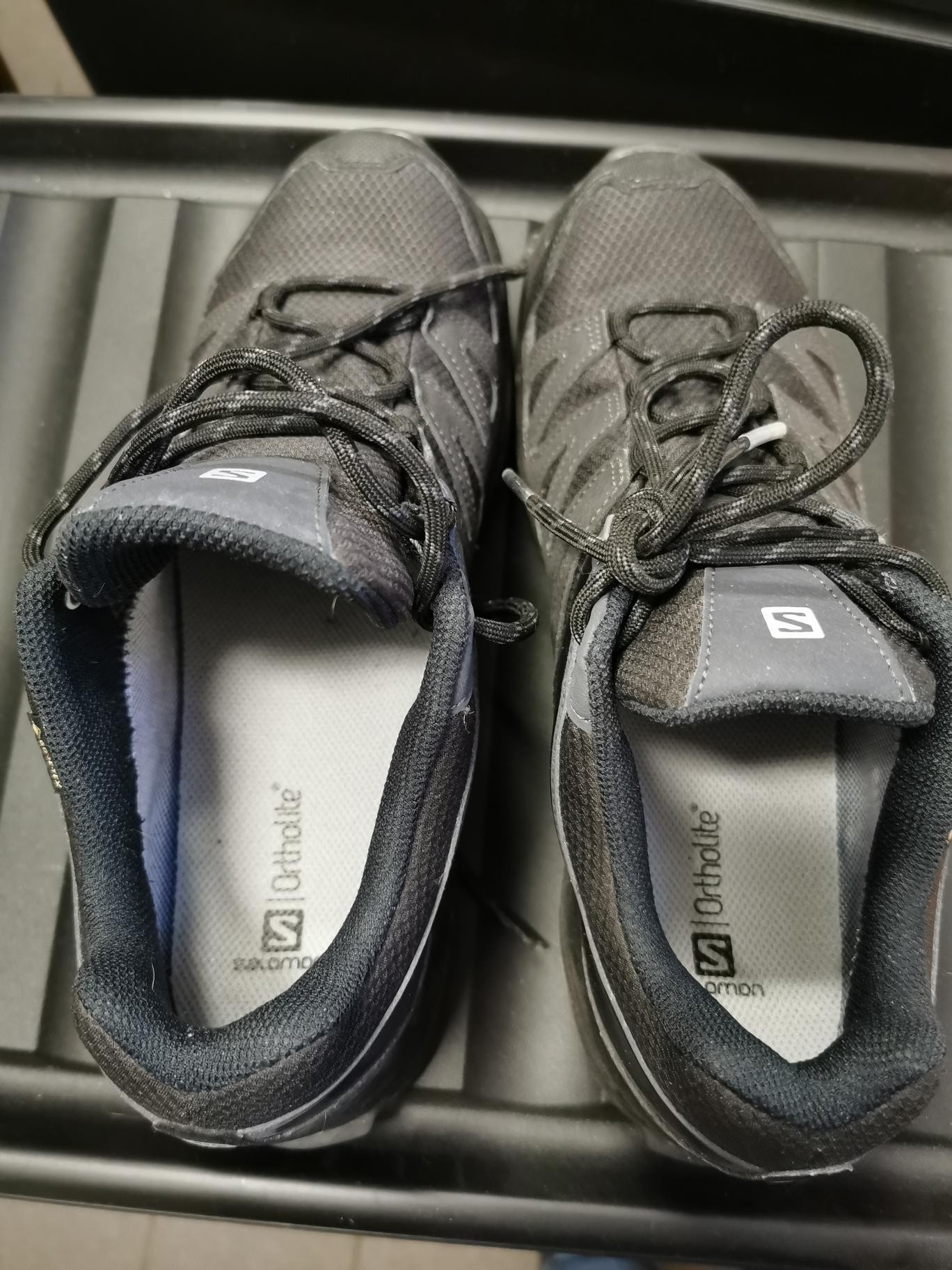 ortholite sko