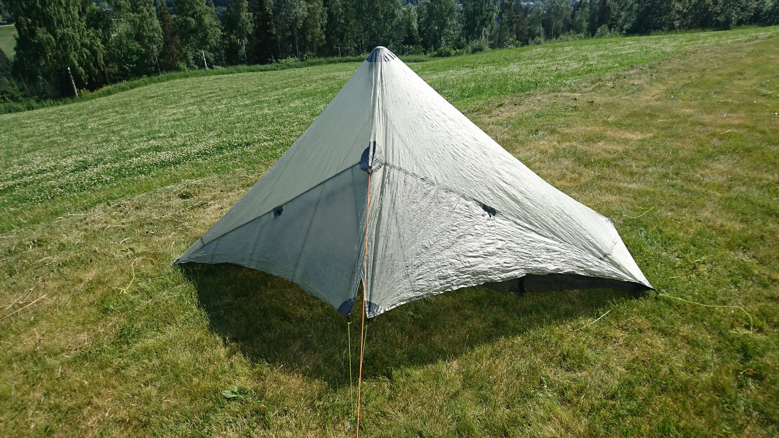 Zpacks Hexamid Solo tent ultralight | FINN.no