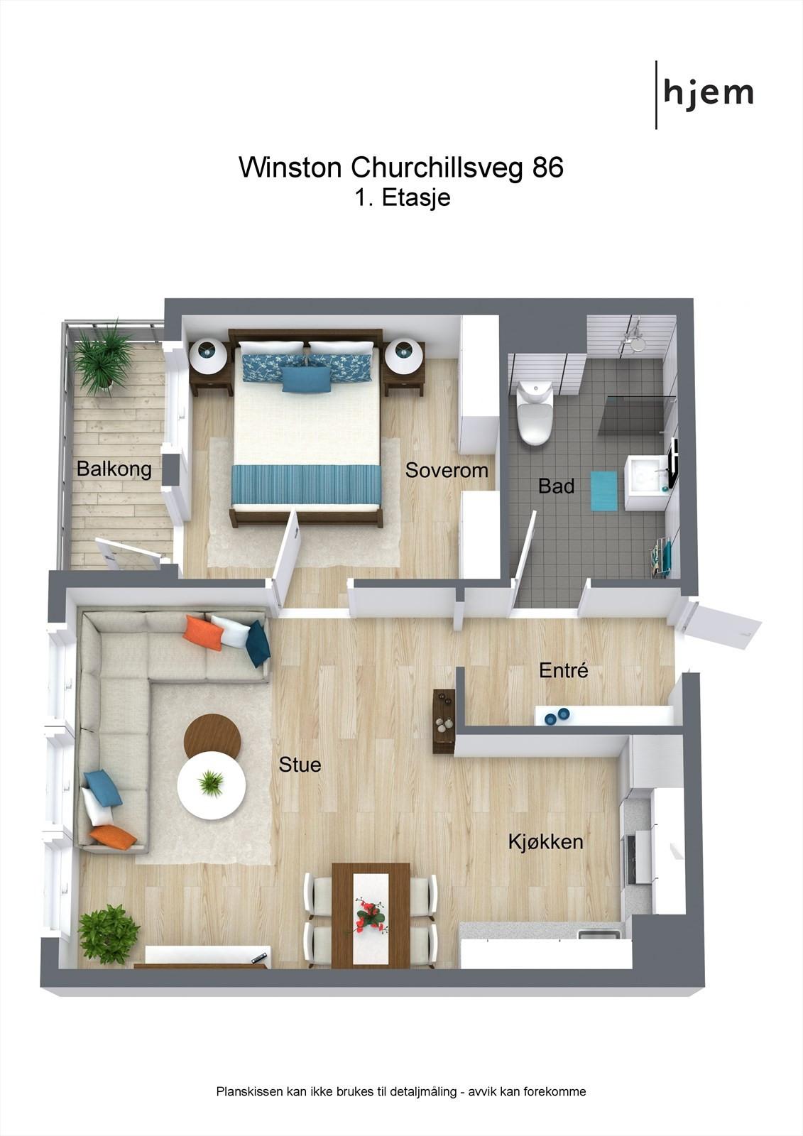 Floorplan letterhead - Winston Churchillsveg 86 - 1. Etasje - 3D Floor Plan.jpg