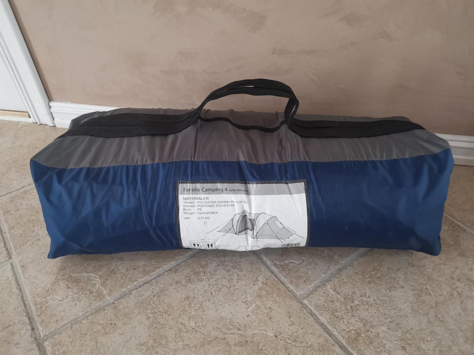 Lite brukt telt selges | FINN.no
