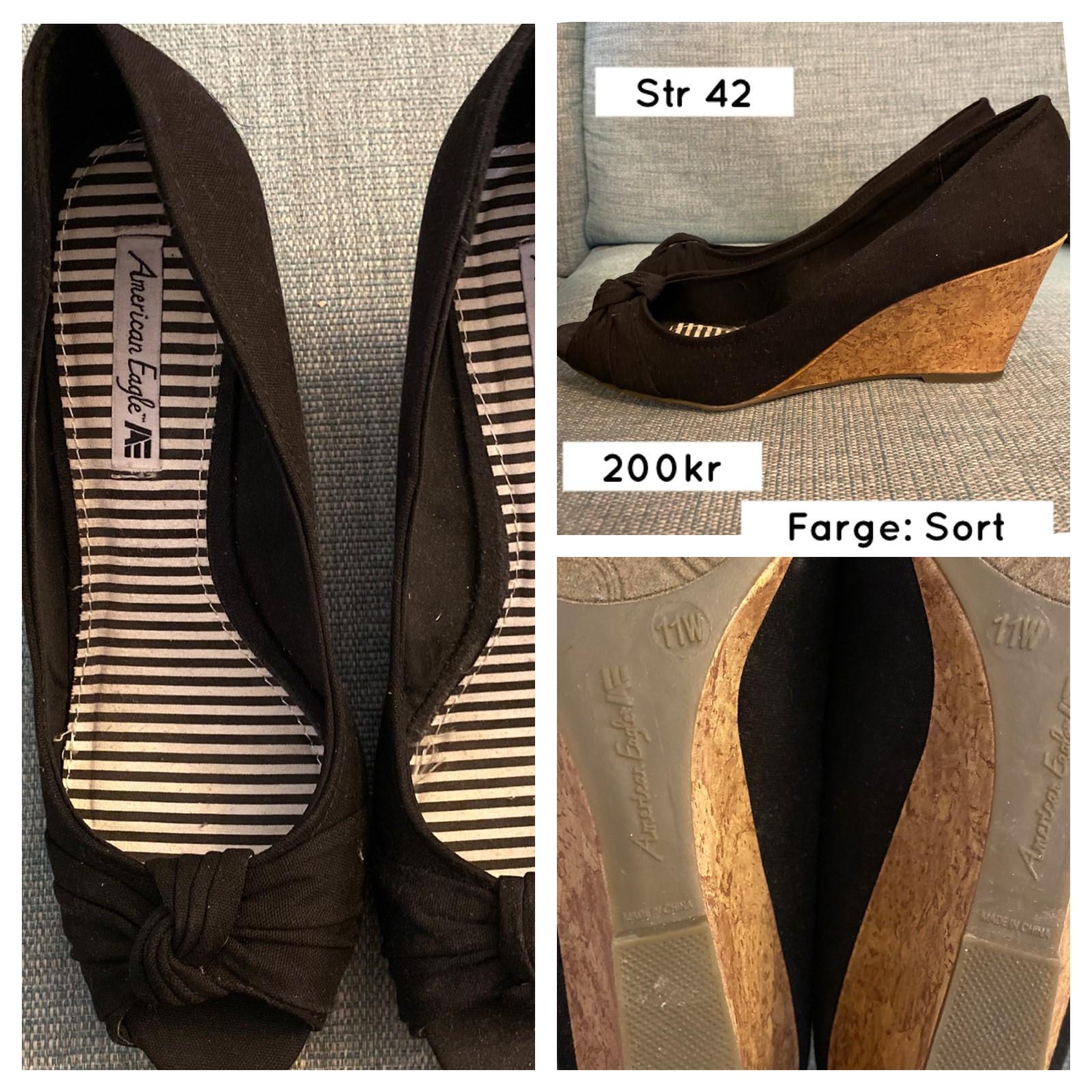 høyhælte sko store størrelser