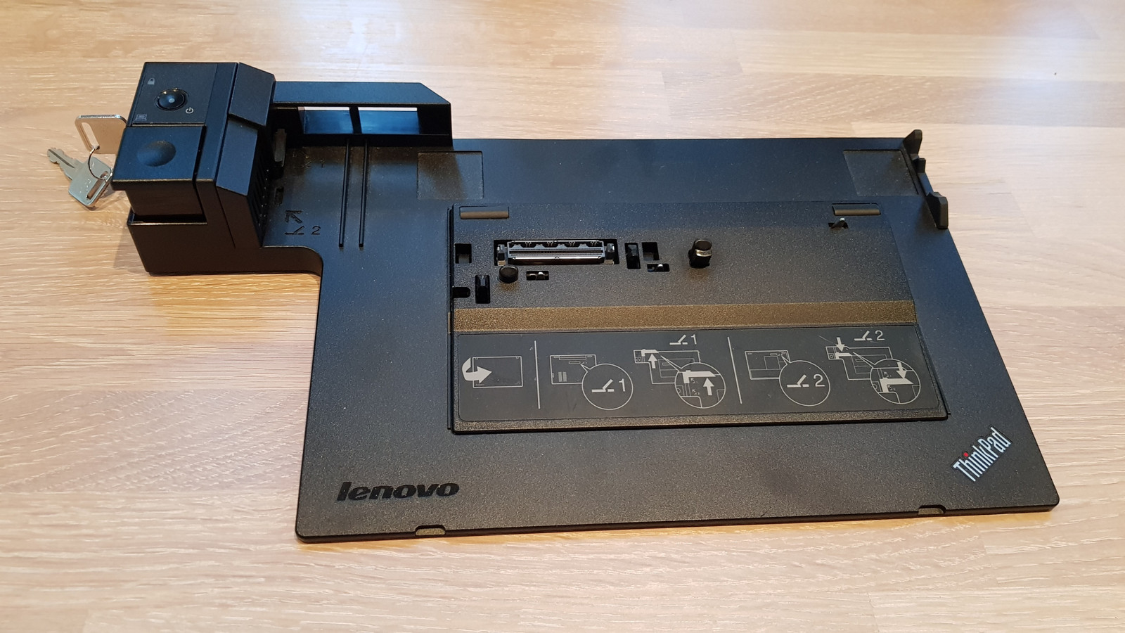 Lenovo ThinkPad Mini Dock Plus Series 3 Komplett.no