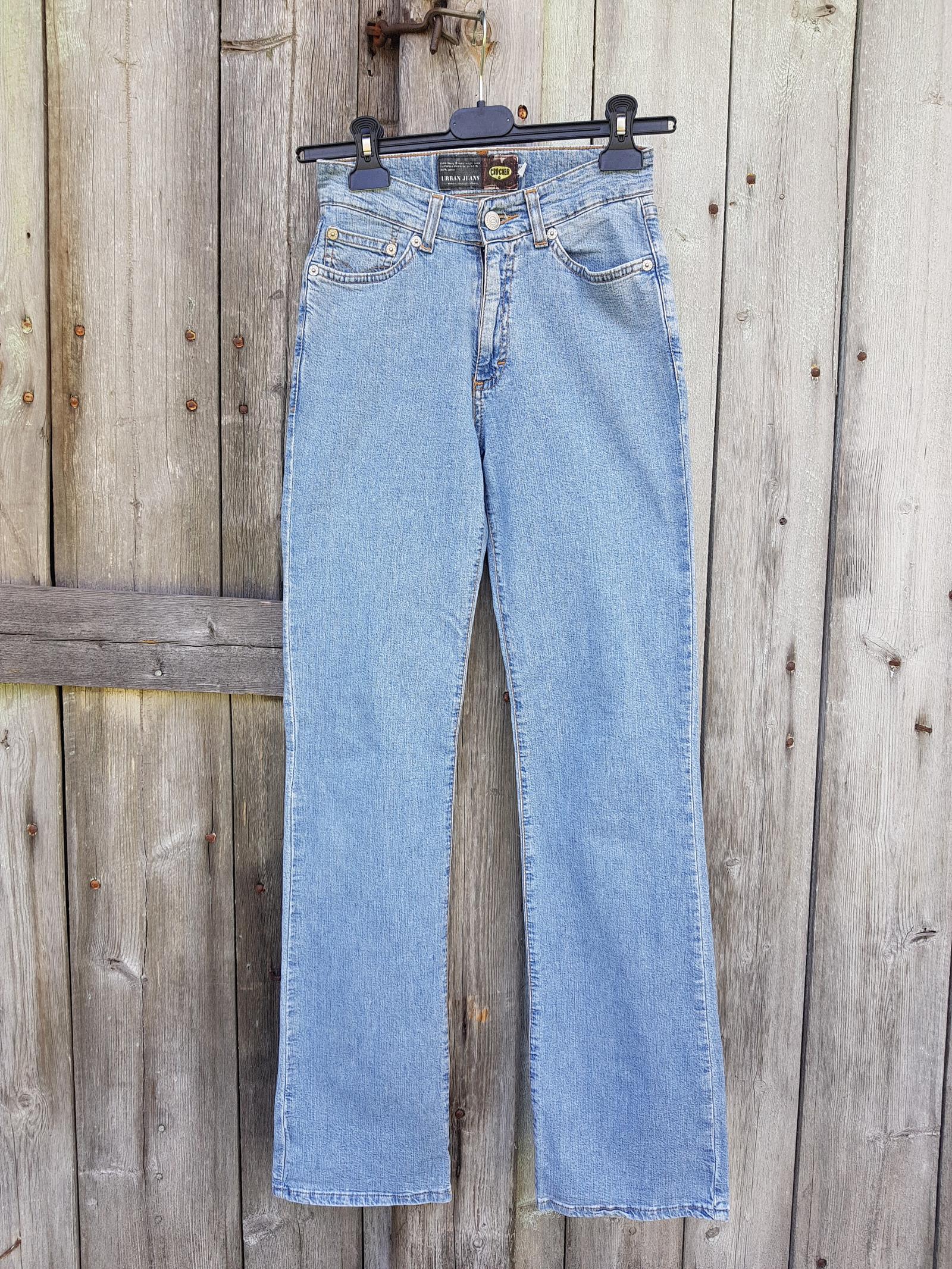 Retro Crocker bukse jeans. Str. XS. Vintage Denimbukse