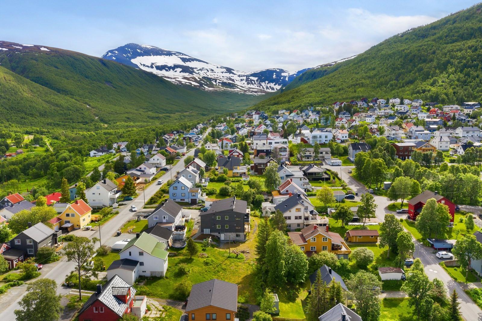 Få minutter til fots fører deg til Tromsøs mest attraktive turløyper