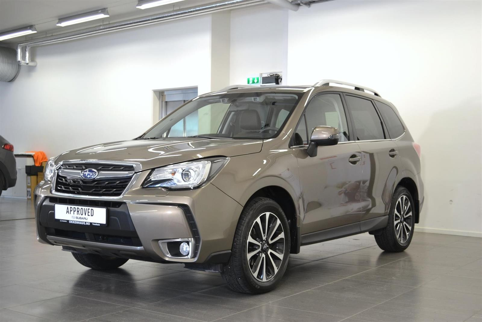 Subaru Forester Slide 2
