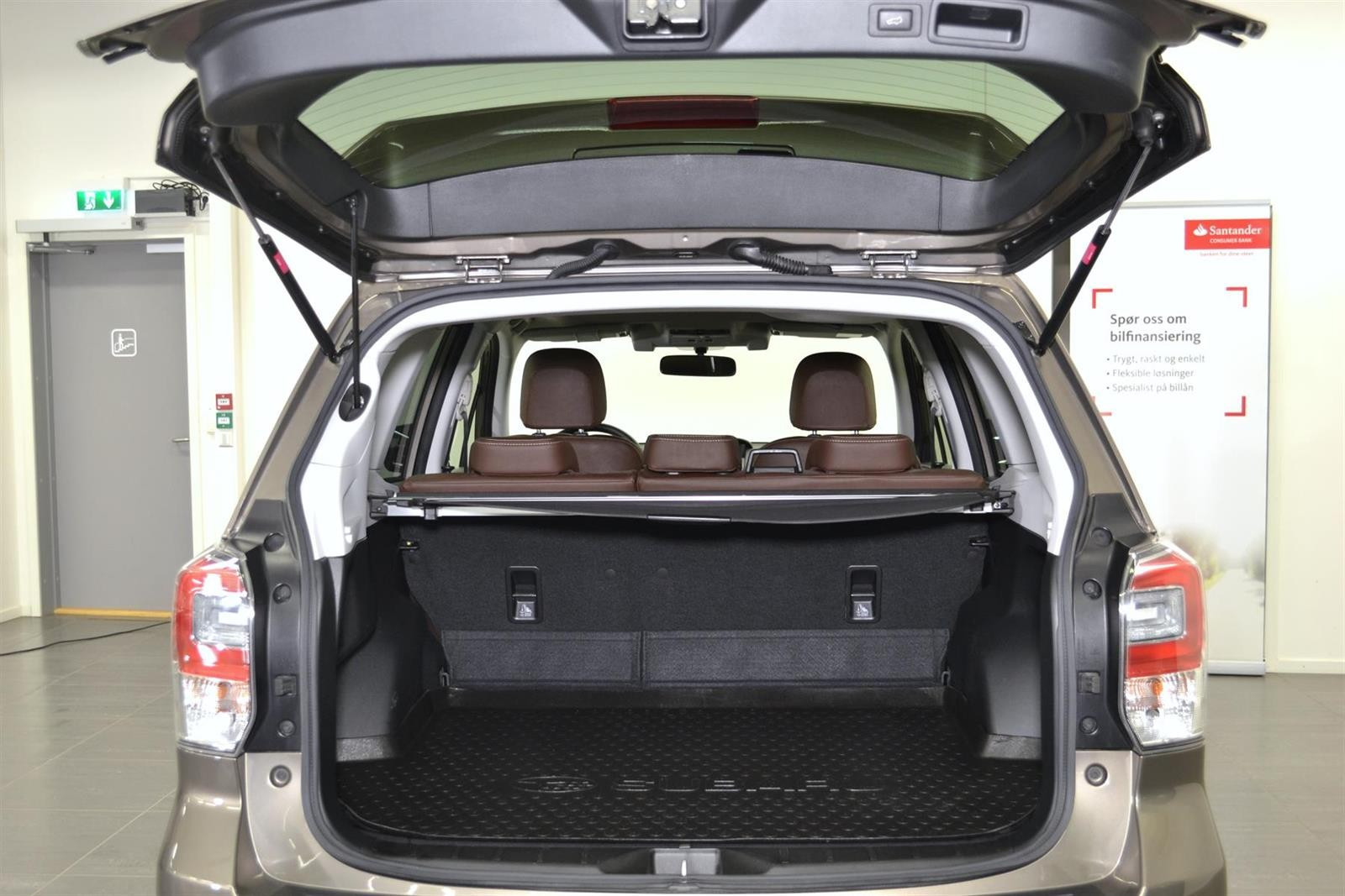 Subaru Forester Slide 19