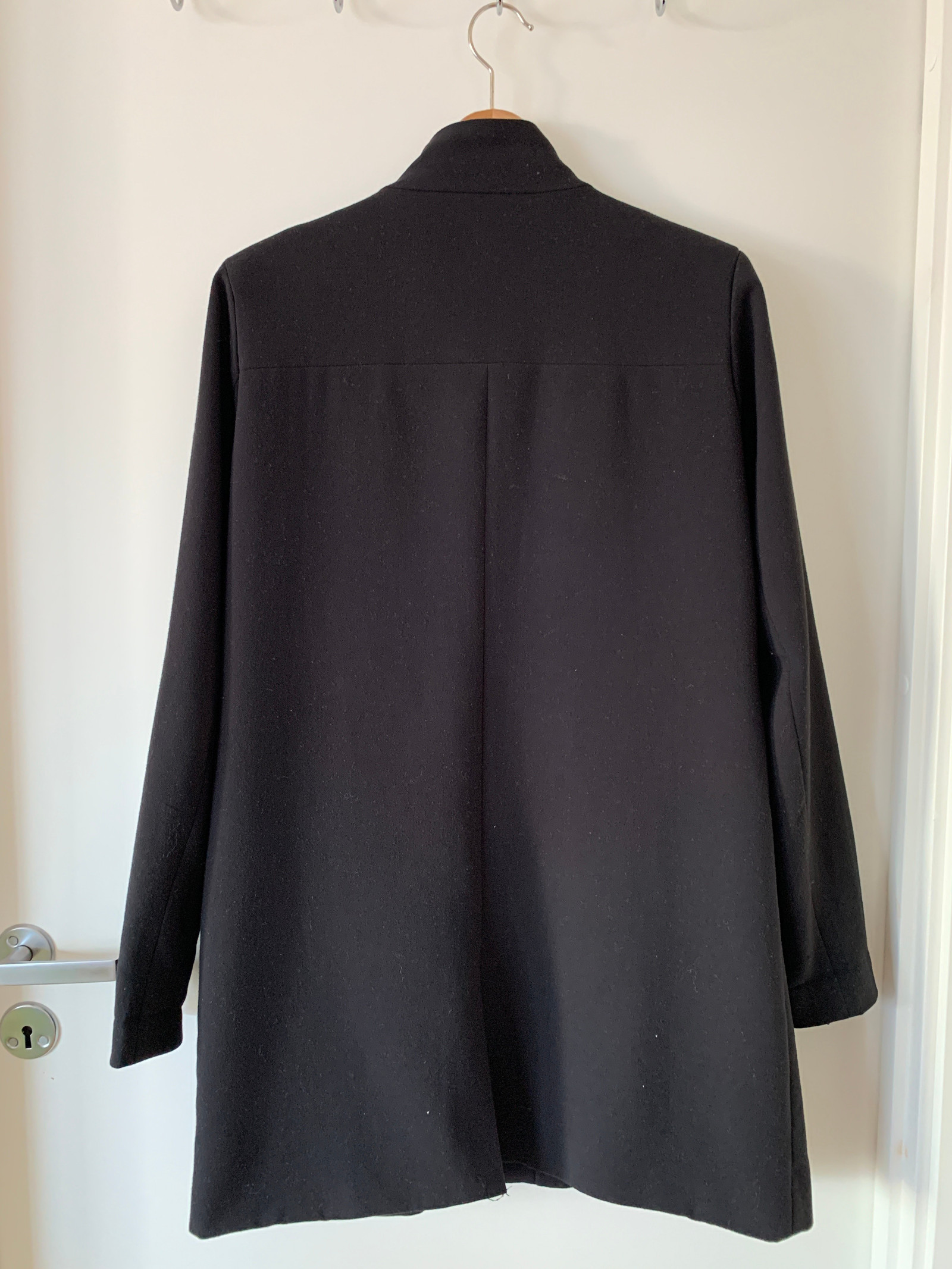 Kåperjakkeparkas str M 38 (Norwegian couture, Zara, Vero