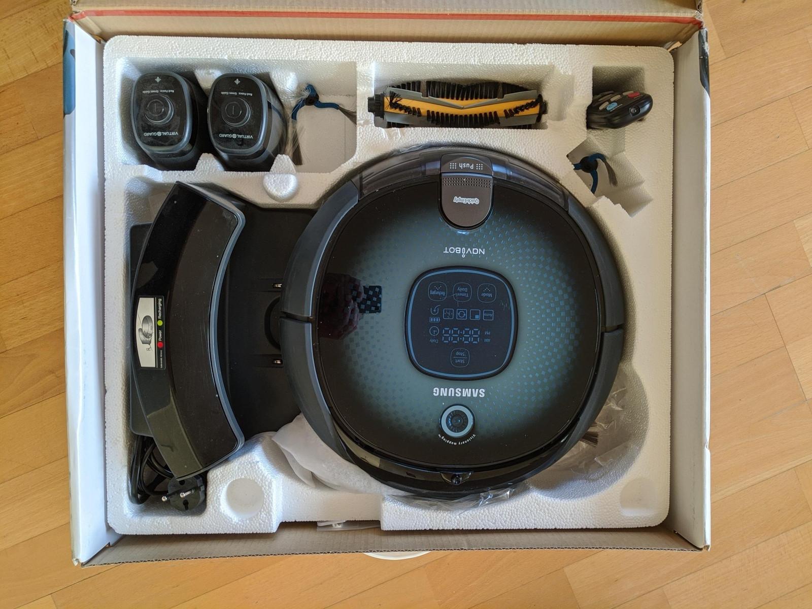 Samsung Navibot støvsuger | FINN.no