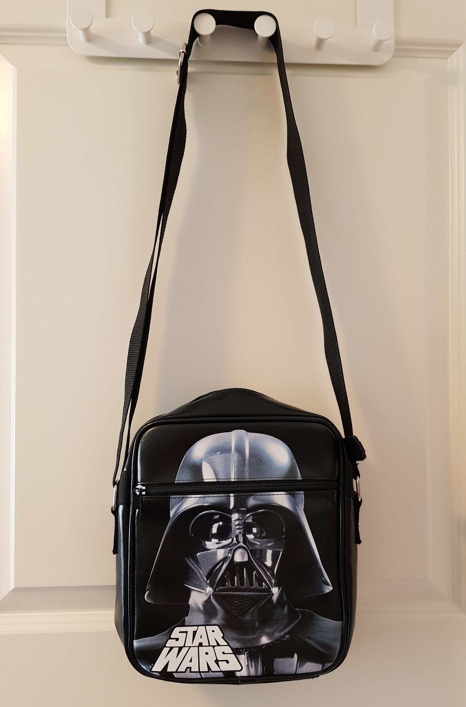 Darth Vader veske, Star Wars, offisiell merch, bag, Sith
