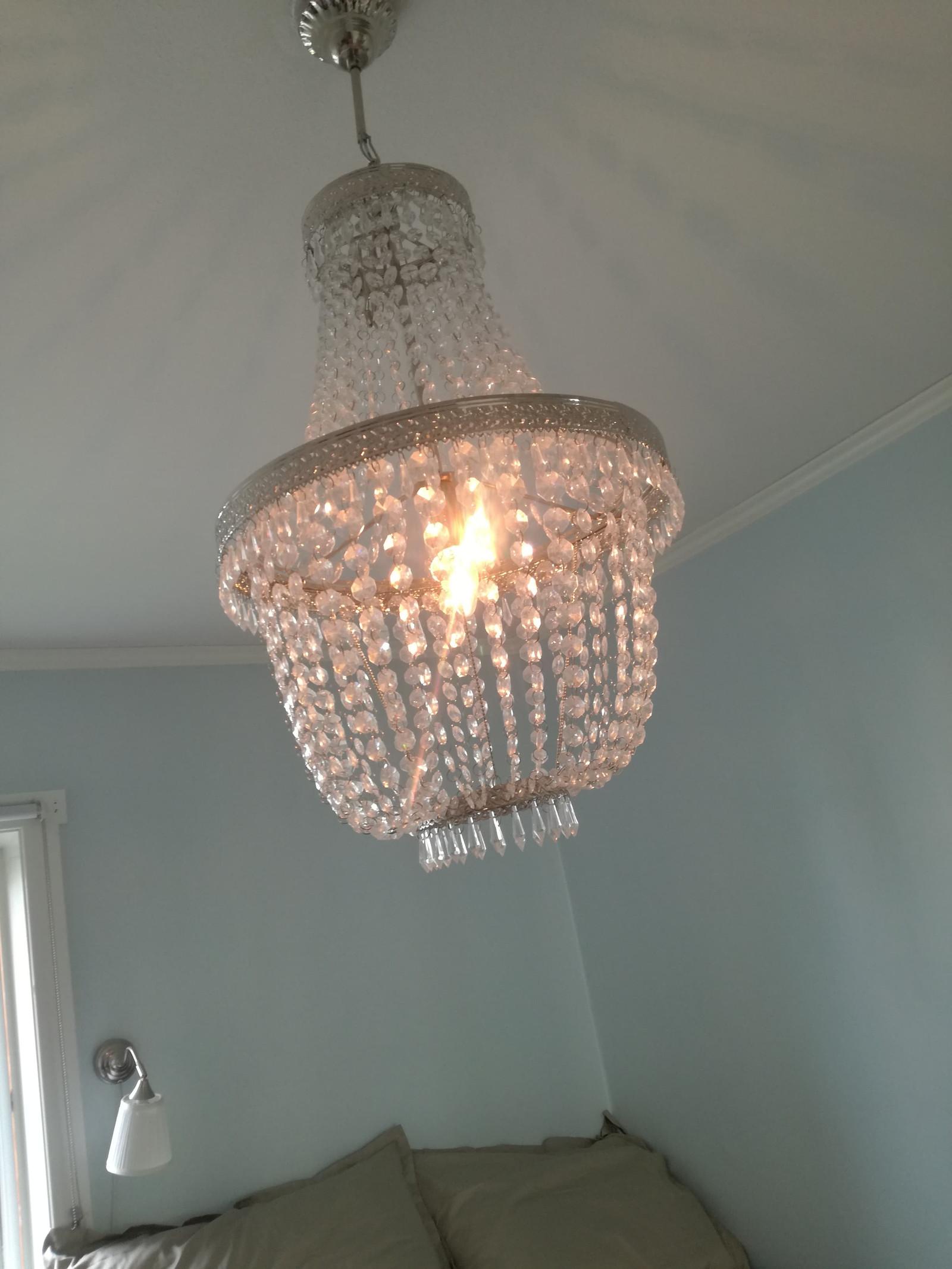 Orientalske lamper 3 stk og dekorative bokser i tre | FINN.no
