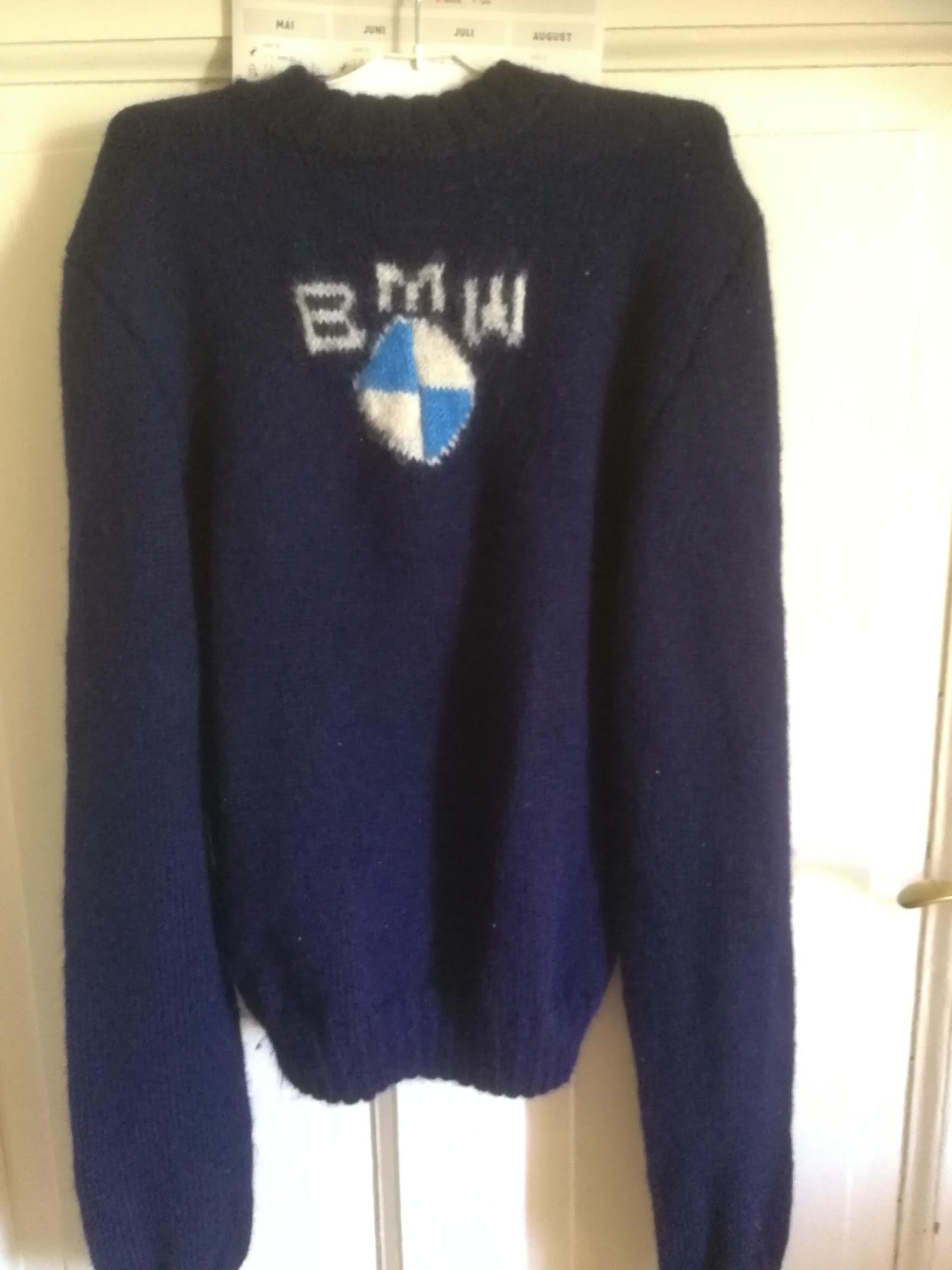 BMW genser • Tise