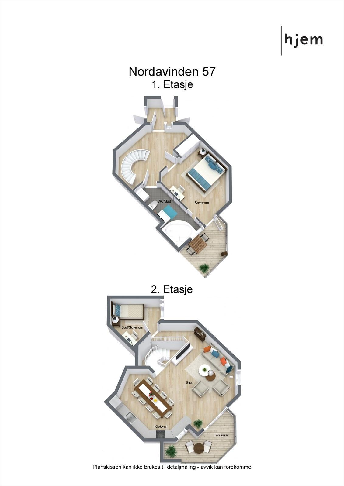 Planløsning i 3D