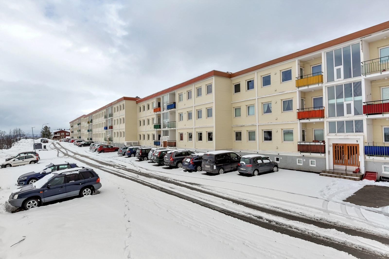 Velkommen til Ringkøbingvegen og Charlottenlund