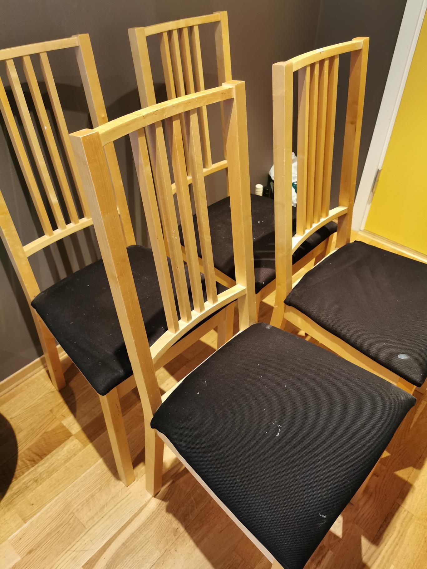 4 Ikea Börje stoler | FINN.no