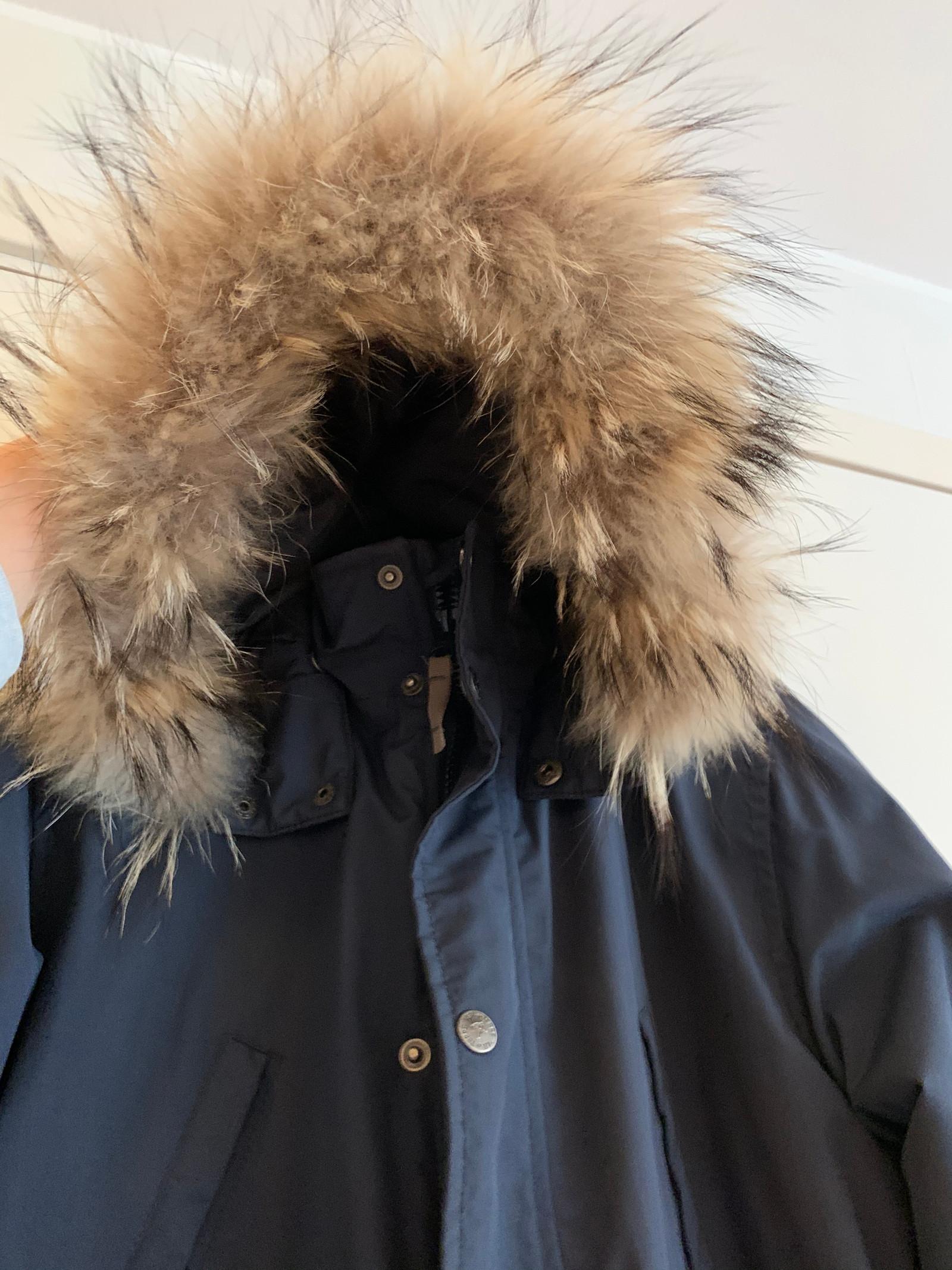 Lite brukt vinterjakke fra Ver de Terre 14år | FINN.no