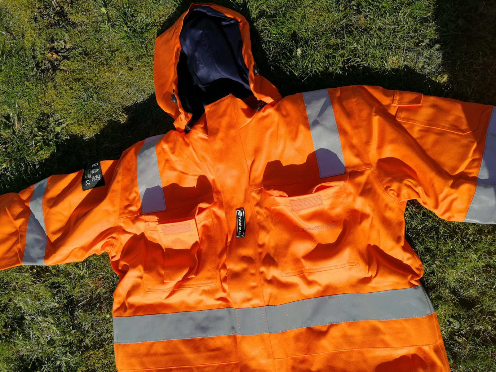 Venter og sommer jobb jakke. | FINN.no