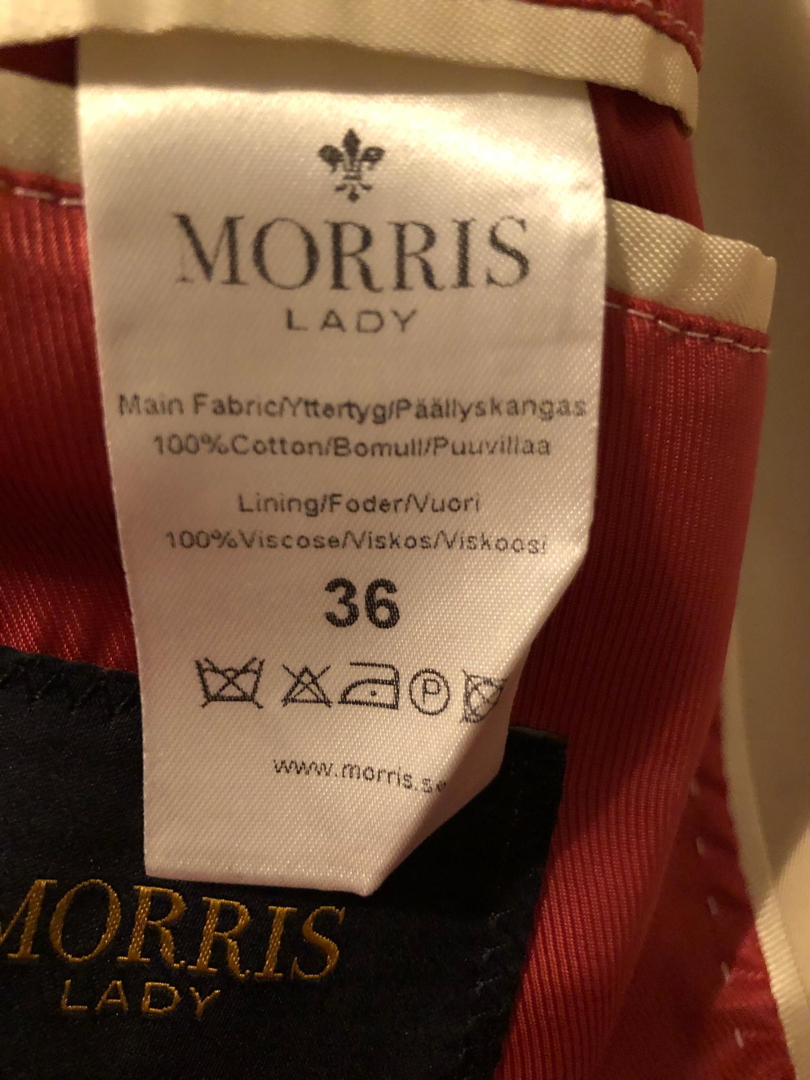 Morris dame jakke (brukt kun noen få ganger) | FINN.no