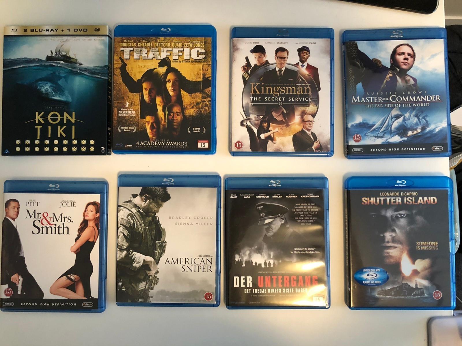 Best pris på Lost Complete Collection Blu ray filmer