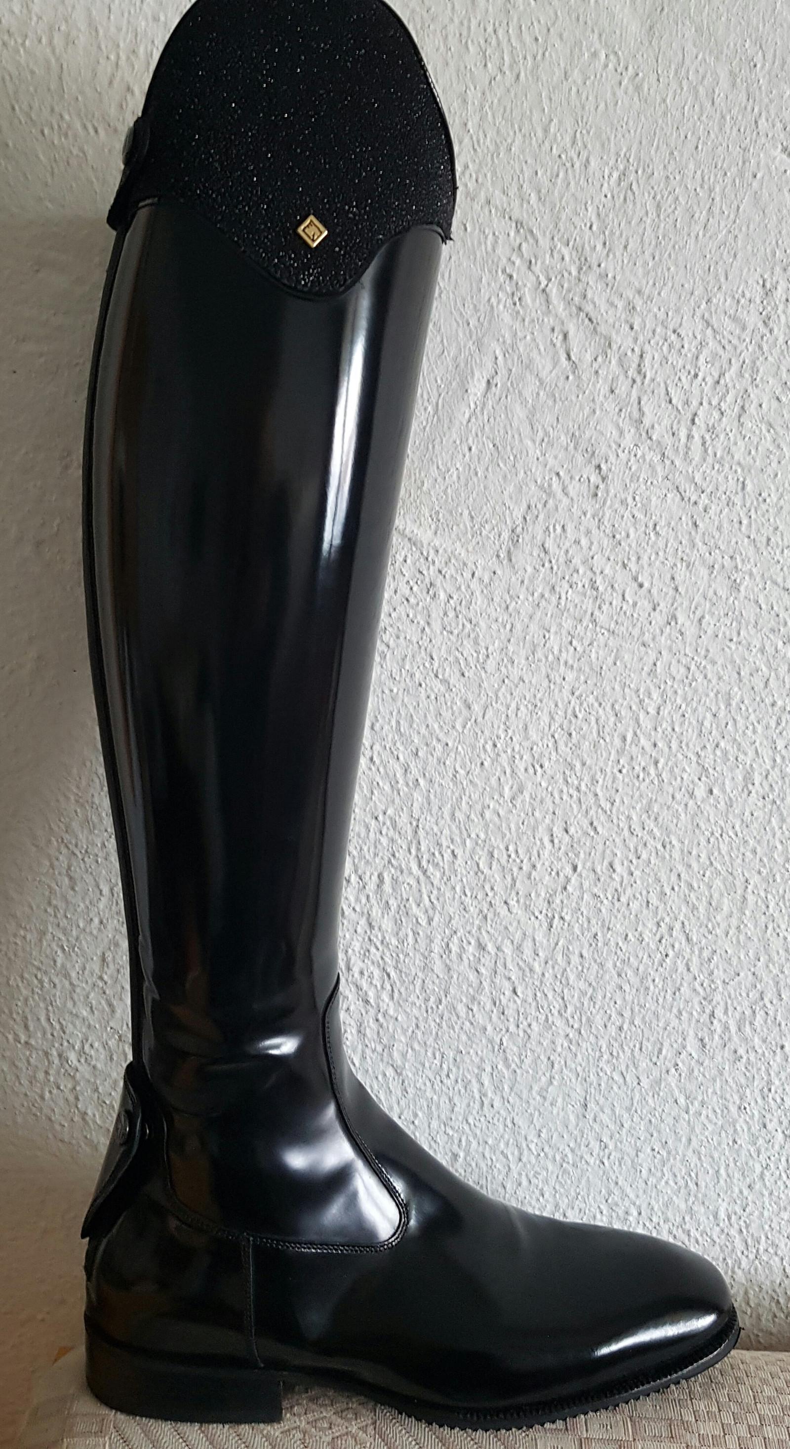 De Niro dressur ridestøvler str. 3940 | FINN.no