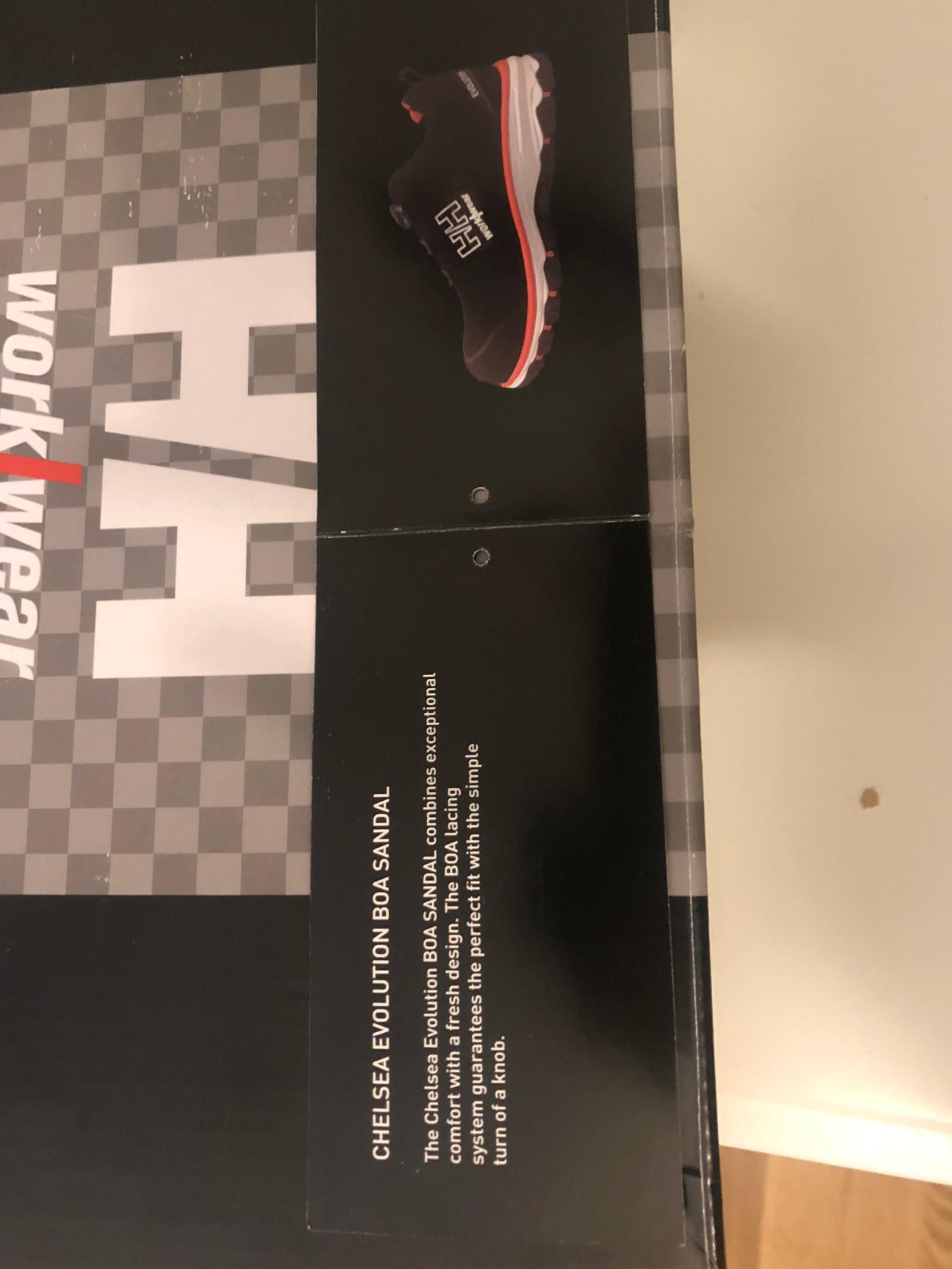 Helly Hansen værne sko 42   FINN.no