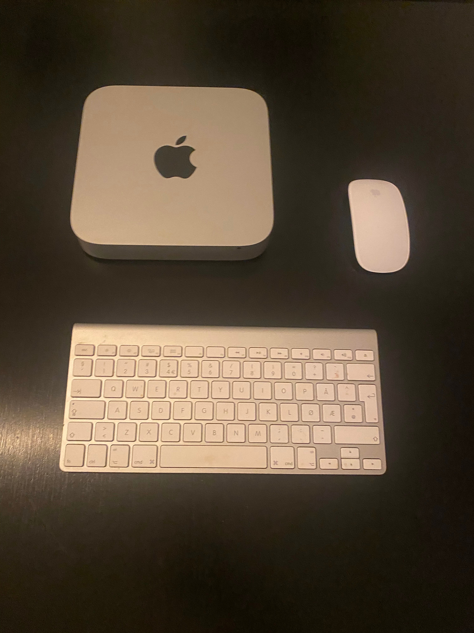 Mac mini tastatur mus | FINN.no
