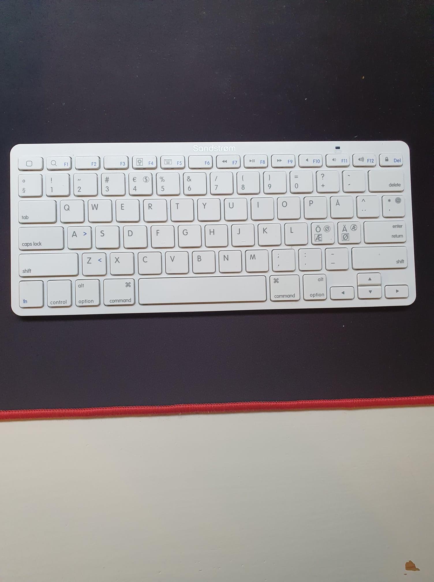 Sandstrøm wireless keyboard | FINN.no