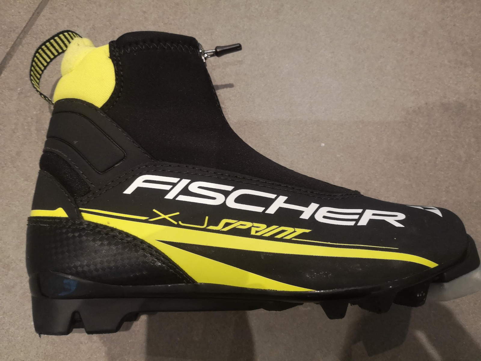 Fischer XJ Sprint skisko str 37 | FINN.no