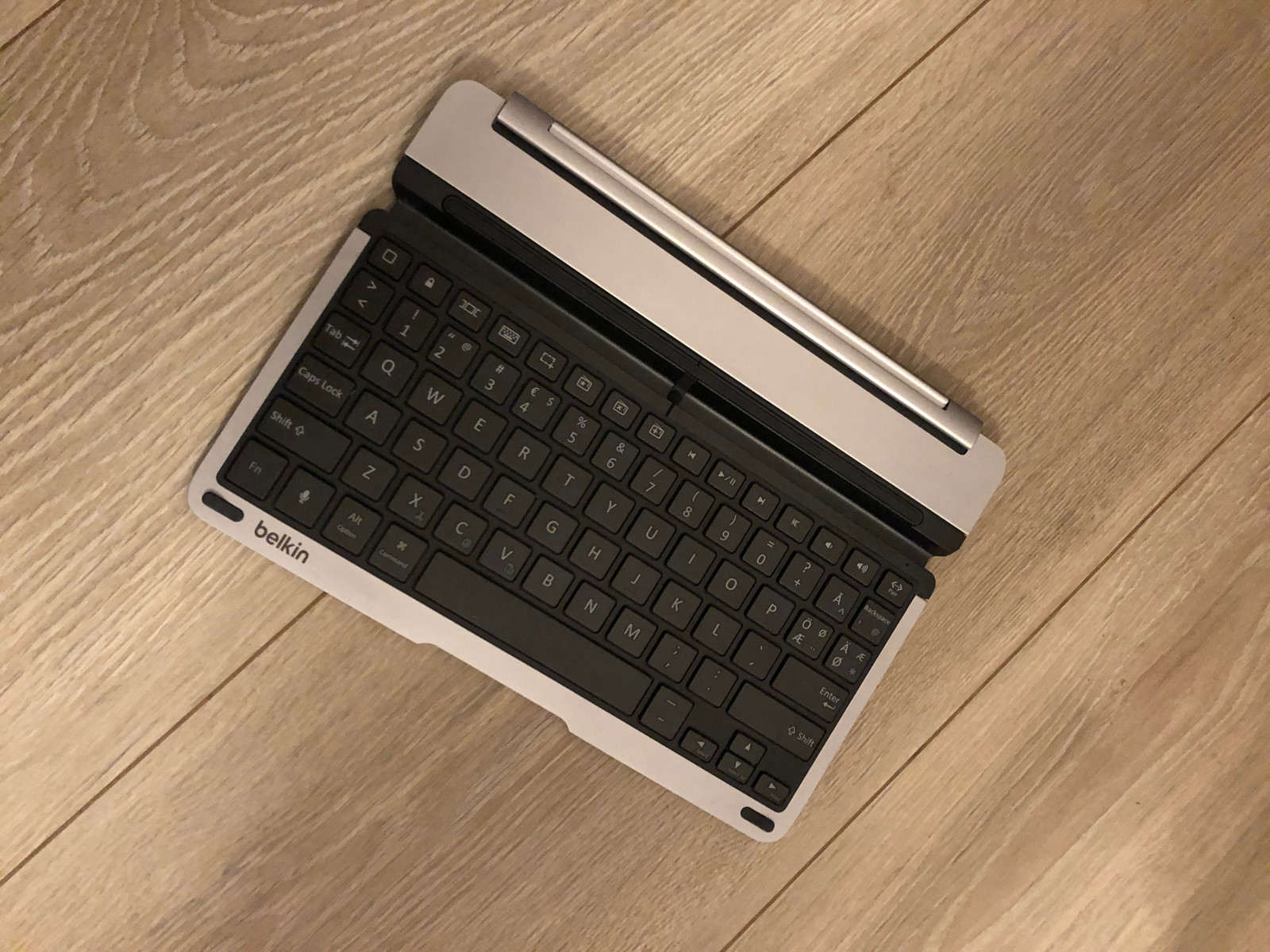 Belkin iPad tastatur FSL 155   FINN.no