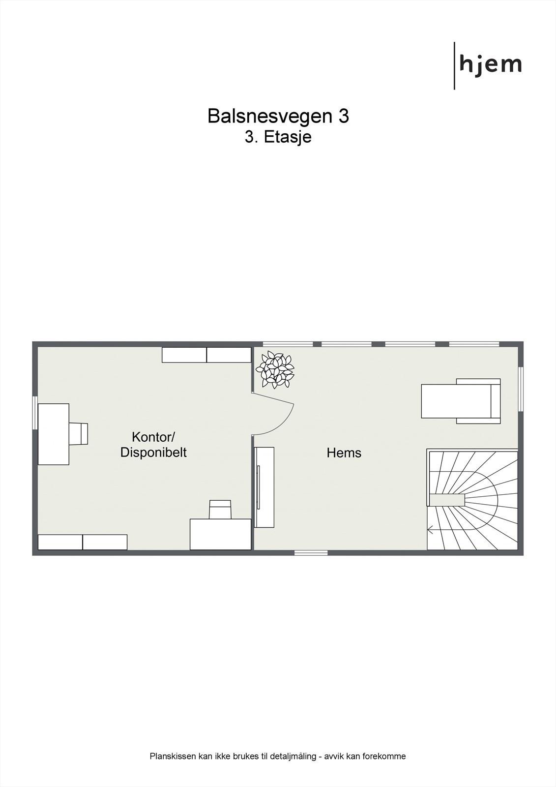 Floorplan letterhead - Balsnesvegen 3 - 3. Etasje - 2D Floor Plan.jpg