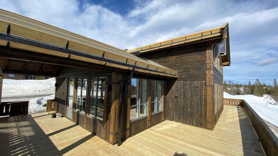 Fasade Storodde XL i populær design