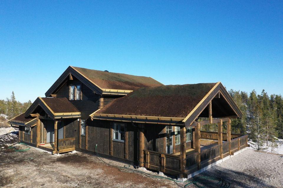 Fasade Storodde XL i ren design