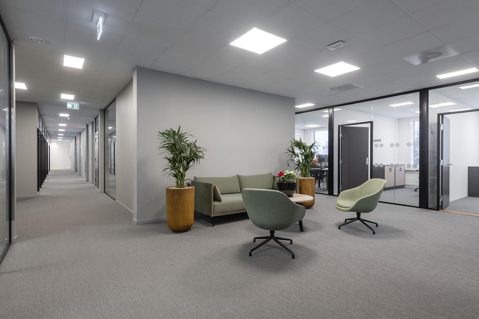 Ledig kontor 3. etasje